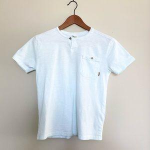 Zara Boys Light Blue T-Shirt